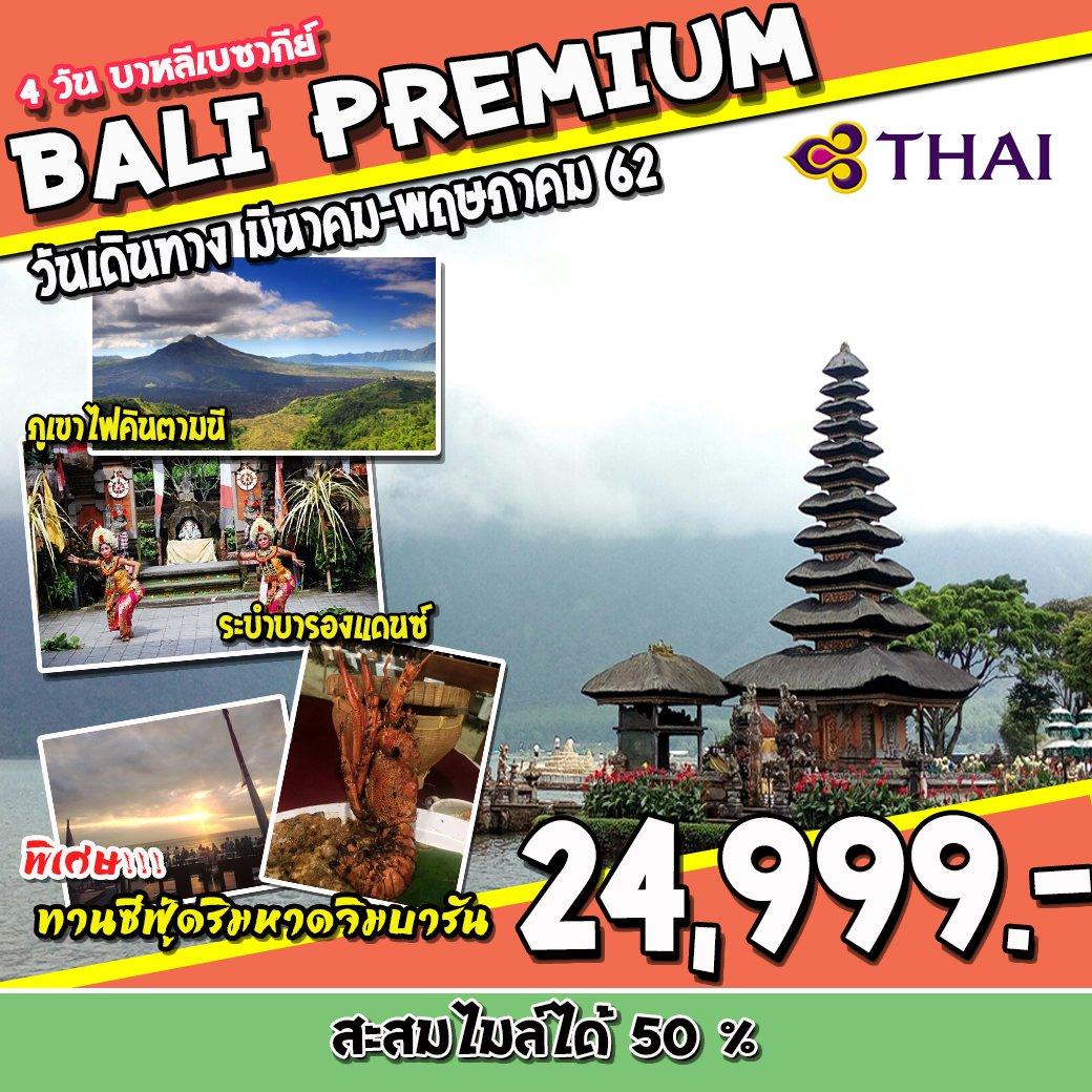 ทัวร์อินโดนีเซีย Bali Premium