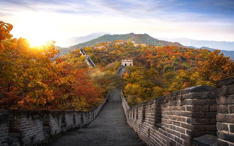 ทัวร์จีน เทียนสิน ปักกิ่ง กำแพงเมืองจีน เซี่ยงไฮ้ 6 วัน 4 คืน