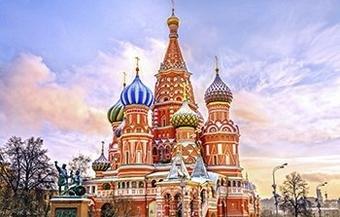 ทัวร์รัสเซีย มอสโคว์ - เซ้นต์ปีเตอร์สเบิร์ก - พุชกิ้น 7 วัน 5 คืน