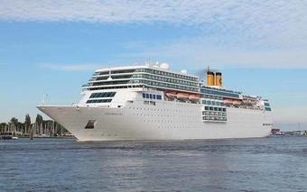 ทัวร์ล่องเรือสำราญ Costa neoRomantica เส้นทาง โอกินาว่า-ไต้หวัน