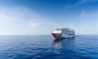 ทัวร์ล่องเรือสำราญ Genting Dream Songkran on the Cruise Vol.2